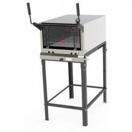 Forno Refratário Industrial Progás PRP-800 G2 A Gás