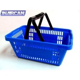 Cesto Compras Plástico 13L