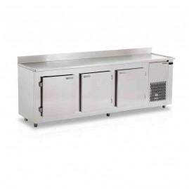Balcão refrigerado GELOPAR GBFG-215CE